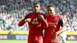 Watch: Gladbach 0-1 Frankfurt