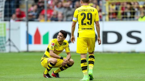 Bartra and Schmelzer injured