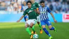 Werder holt Remis in Berlin