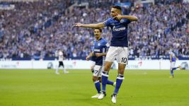 Schalke 3-1 Stuttgart - AS IT HAPPENED!