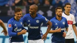 Schalke ease to comfortable win over Stuttgart