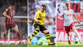 Drei Clubs starten in die Champions League