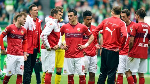 Previous meeting: Wolfsburg 3-1 Stuttgart