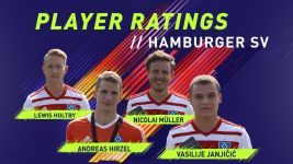 Watch: Hamburg's FIFA 18 Ratings Reveal