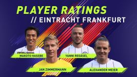 Watch: Frankfurt's FIFA 18 Ratings Reveal