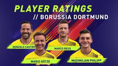 Watch: Dortmund's FIFA 18 Ratings Reveal