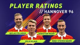 Watch: Hannover's FIFA 18 Ratings Reveal