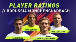 Watch: Gladbach's FIFA 18 Ratings Reveal