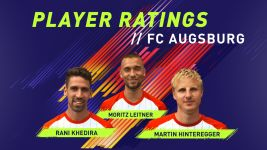Watch: Augsburg's FIFA 18 Ratings Reveal