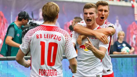 Watch: RB Leipzig's top 10 goals on the counter