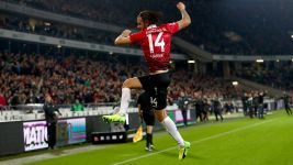 Hannover 2-0 Hamburg - as it happened!