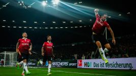 Heroic Hannover scale the Bundesliga heights