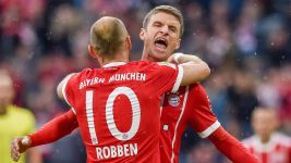 Müller and Robben: a magical mix