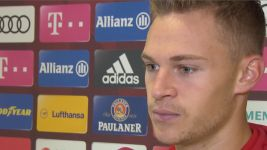 "Watch: Kimmich on ""best game yet"""