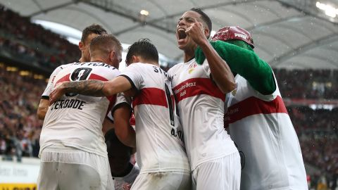 Stuttgart see off Wolves