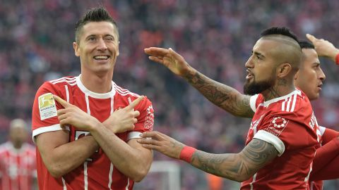 Bayern Munich 4-0 Mainz - As it happened!
