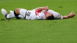 Stuttgart's Gentner out with facial fractures