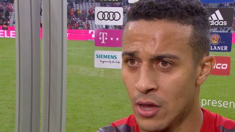 "Thiago ""The team did a great job"""