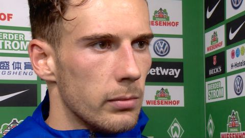 Watch: Goretzka excited for Bayern clash