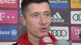 "Lewy: ""We showed what we're capable of"""