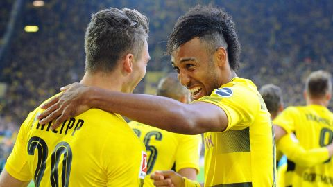 Dortmund 5-0 Cologne - As it happened!