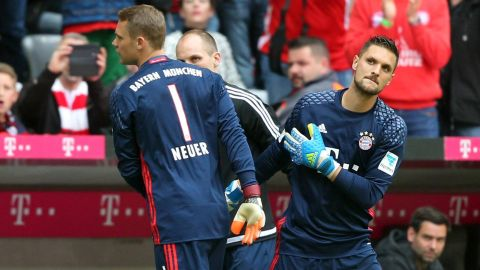 Moving out of Neuer's shadow?