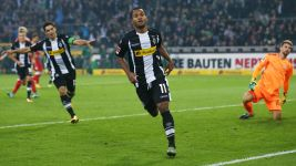 Raffael brace earns Gladbach win over Stuttgart