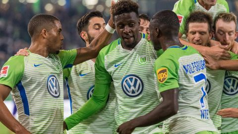 Origi on target in Wolfsburg draw