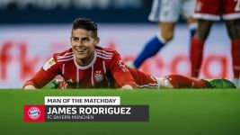 James Rodriguez: MD5's Man of the Matchday