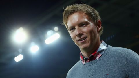 Julian Nagelsmann committed to Hoffenheim