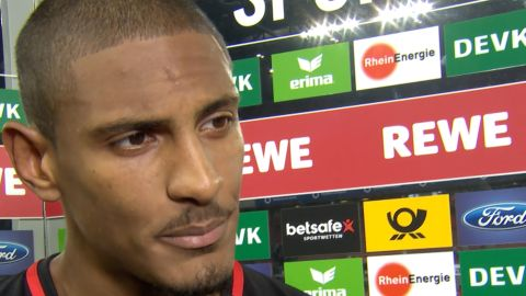 "Watch: Haller ""A great victory"""