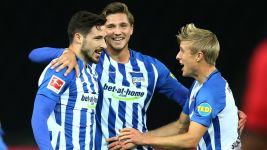 Watch: Hertha 2-1 Leverkusen