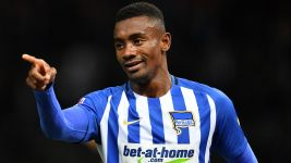Leckie and Kalou help Hertha past Leverkusen
