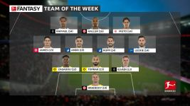 Team of the week: Matchday 5