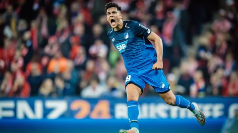 Hoffenheim come from behind to beat Mainz