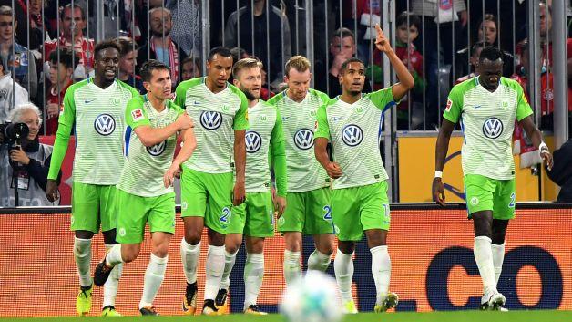Image Result For Wolfsburg Vs Bayern