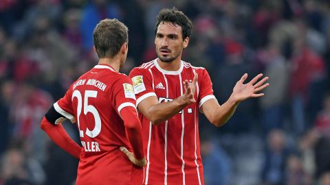 "Hummels: ""We were rightly punished"""