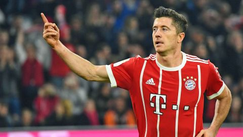 """No need to worry about Lewandowski"" - Rummenigge"