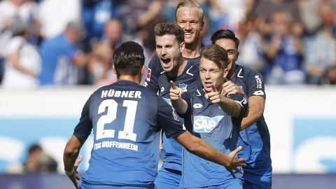 Hoffenheim 2-0 Schalke - As it happened!