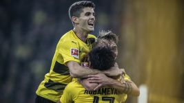 "Pulisic: ""We can still improve"""