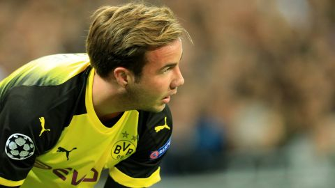 "BVB's Götze: ""A boost ahead of Real Madrid!"""