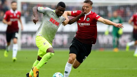 Cologne battle to first point at Hannover