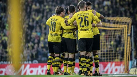 Stat attack: Dortmund's dream start