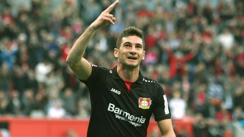Leverkusen 3-0 Hamburg - As it happened!