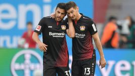 Watch: Leverkusen 3-0 Hamburg