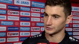 "Watch: Alario: ""Bundesliga highly dynamic!"""