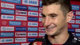 "Watch: Alario: ""I prefer scoring!"""