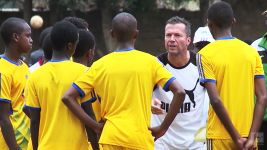 Watch: Matthäus in Kenya
