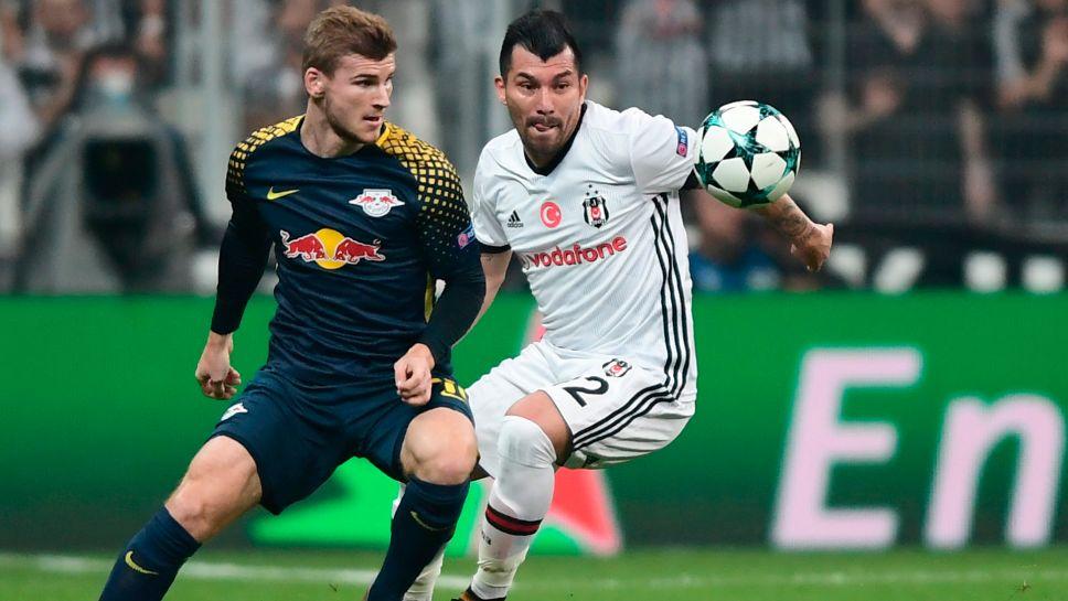 Bundesliga Besiktas 2 0 Leipzig As It Happened