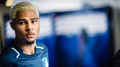 10 things on Serge Gnabry